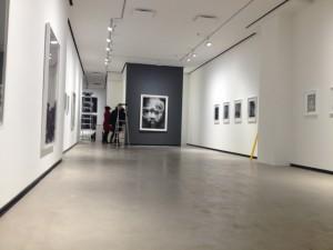 Bild Ausstellungsansicht Galerie Heino