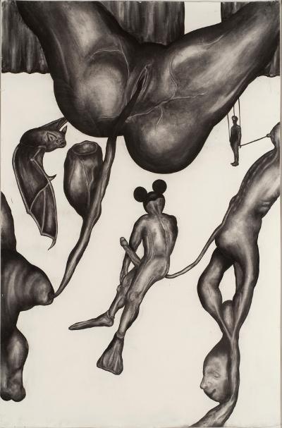 drawing Mika Karhu