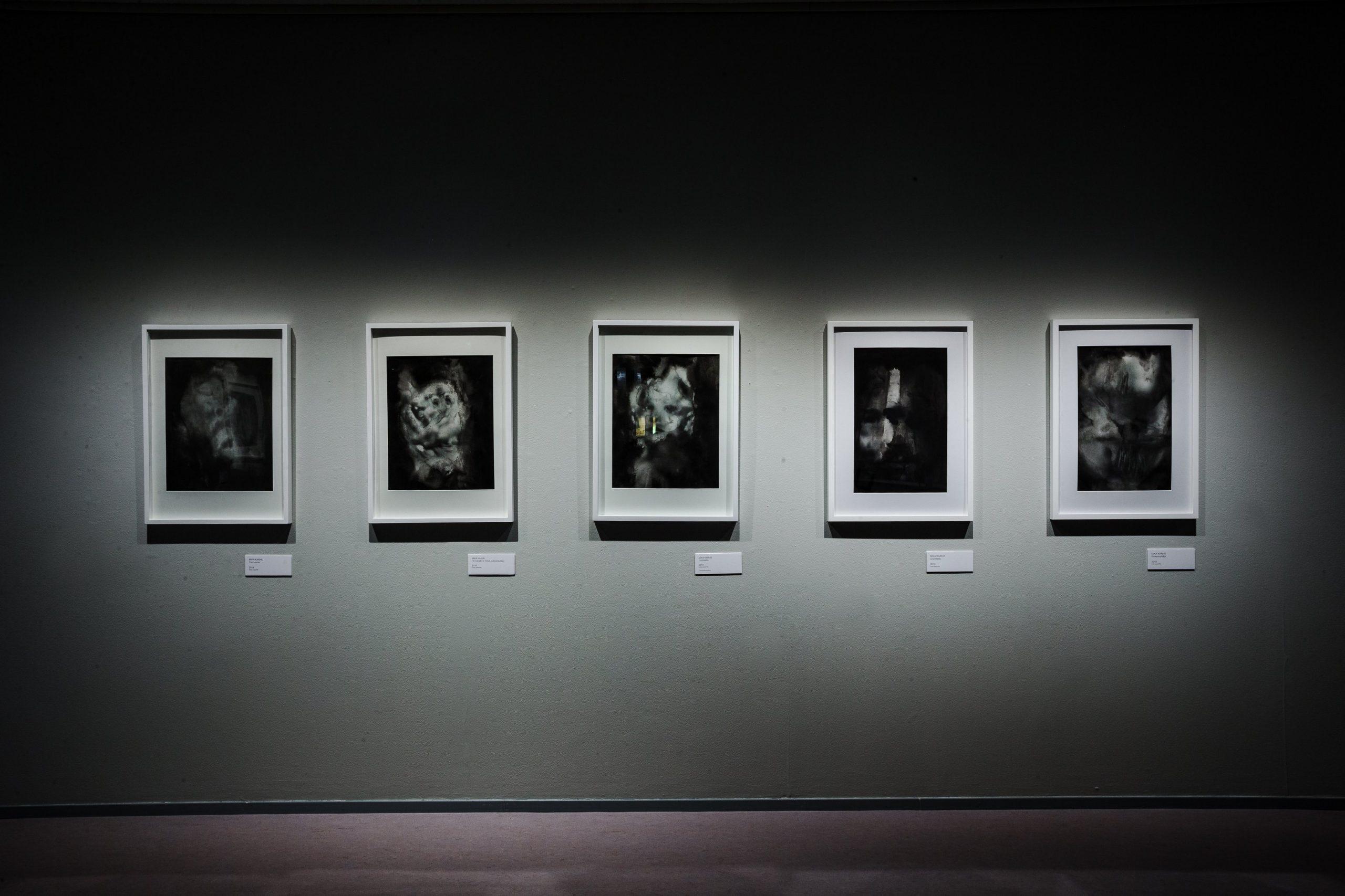 Mika Karhu hyvinkää taidemuseo